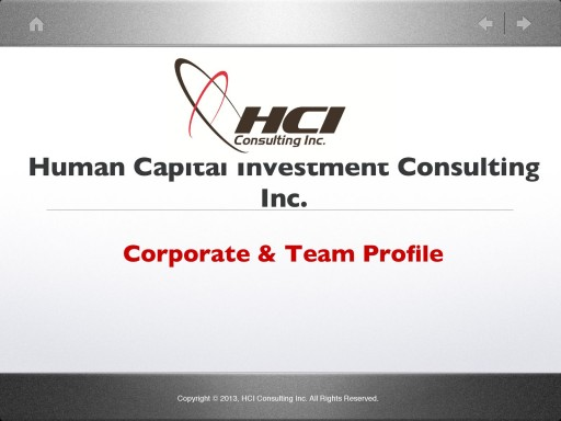 Media Scan for HCI Corporate Statements Program