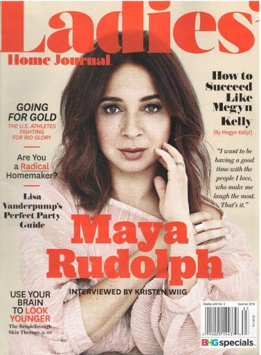 Media Scan for Ladies Home Journal