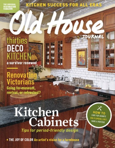 Media Scan for Old House Journal