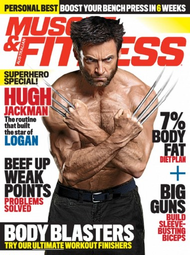 Media Scan for Muscle & Fitness