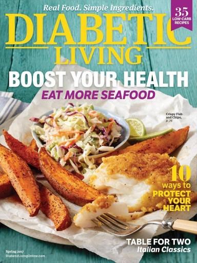 Media Scan for Diabetic Living