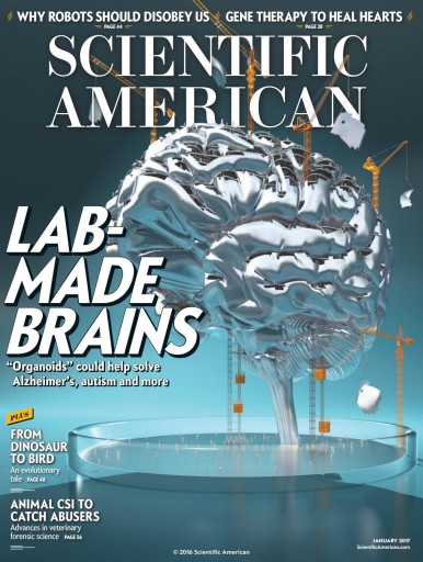 Media Scan for Scientific American