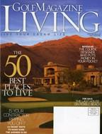 Media Scan for Golf Magazine Living