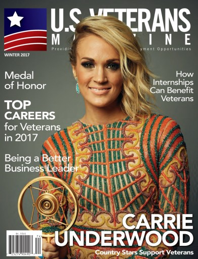 Media Scan for U.S. Veterans Magazine
