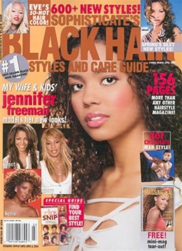 Media Scan for Sophisticate's Black Hair