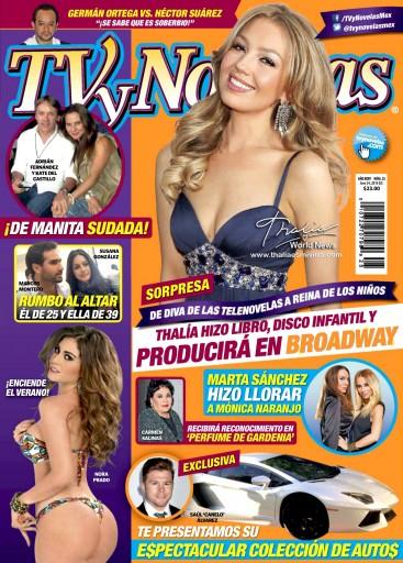 Media Scan for TVyNovelas