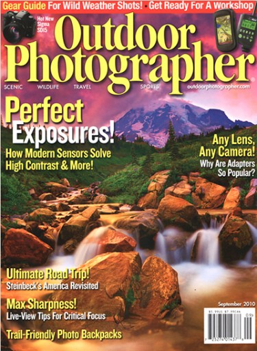 Media Scan for Outdoor Photographer