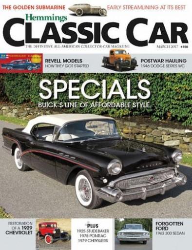 Media Scan for Hemmings Classic Car