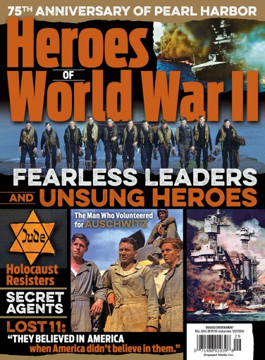 Media Scan for Heroes of WWII