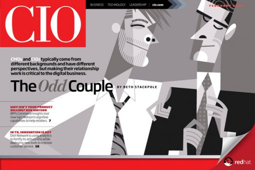 Media Scan for CIO Magazine
