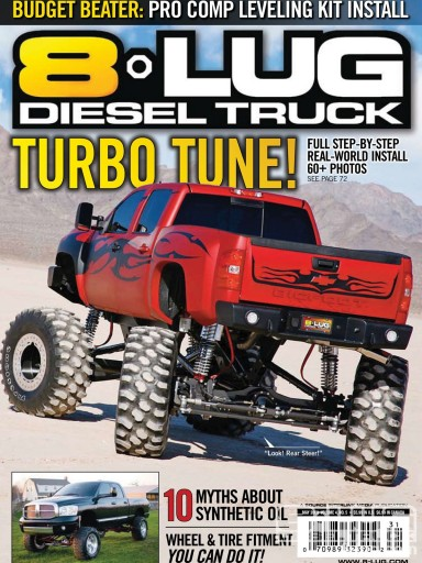 Media Scan for 8 Lug Diesel Truck