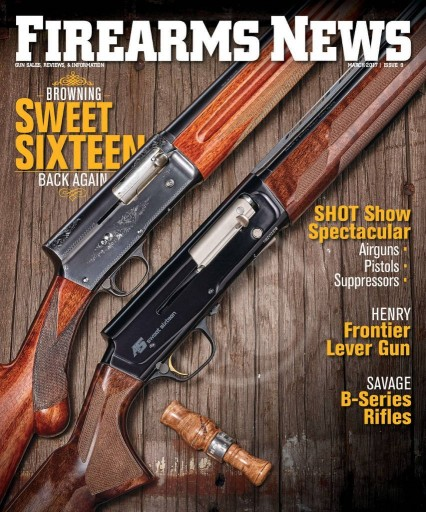 Media Scan for Firearms News Treasury