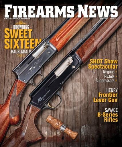 Media Scan for Firearms News Treasury