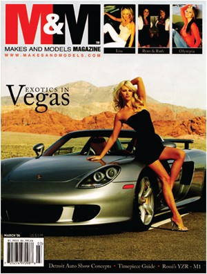 Media Scan for Makes and Models