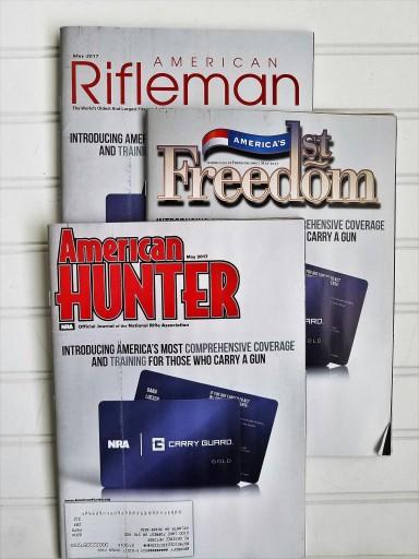 Media Scan for NRA Group Buy