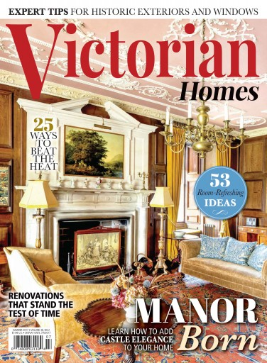 Media Scan for Victorian Homes
