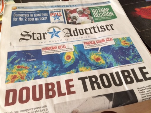 Media Scan for Honolulu Star-Advertiser