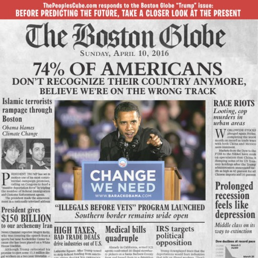 Media Scan for Boston Globe