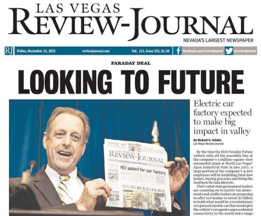 Media Scan for Las Vegas Review-Journal