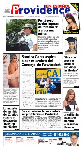 Media Scan for Providence en Espanol