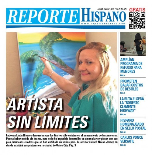 Media Scan for Reporte Hispano - New Jersey