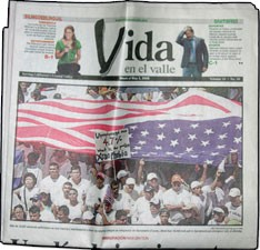 Media Scan for Vida En El Valle - Fresno
