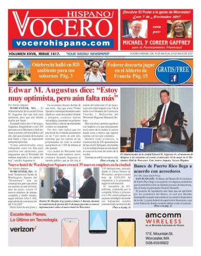 Media Scan for Vocero Hispano - MA