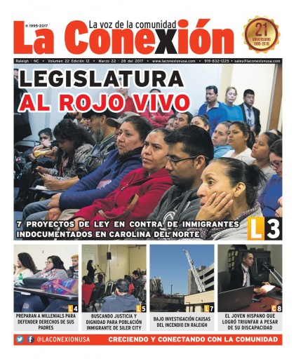 Media Scan for La Conexion- North Carolina