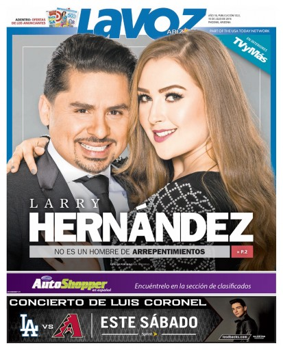 Media Scan for La Voz Arizona