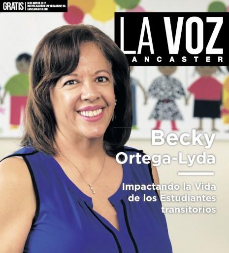 Media Scan for La Voz Hispana - Lancaster