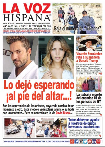 Media Scan for La Voz Hispana - New York