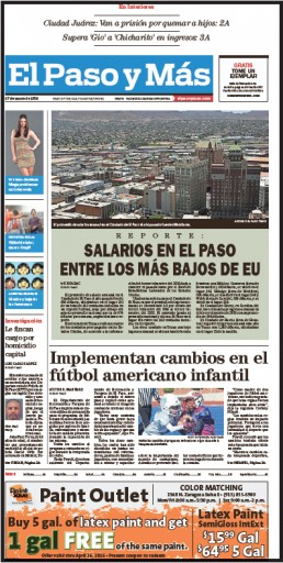 Media Scan for El Paso y Mas
