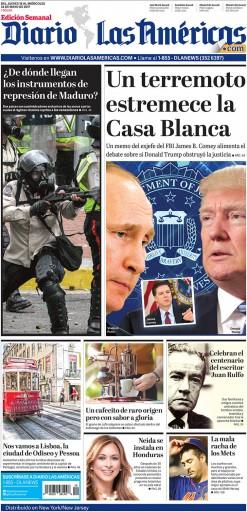 Media Scan for Diario Las Americas- Fort Lauderdale
