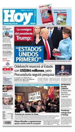 Media Scan for Hoy - LA