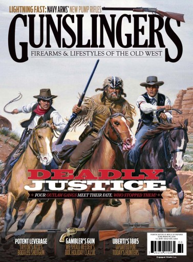 Media Scan for Gunslingers
