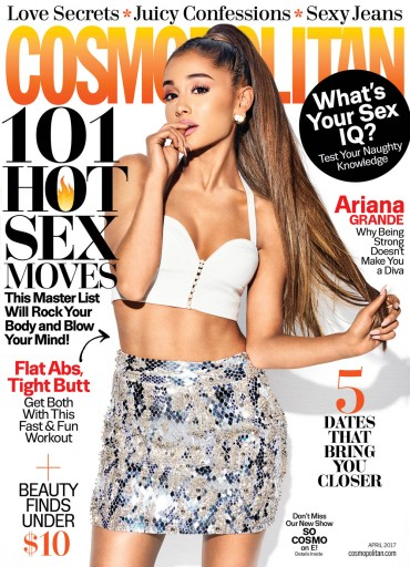 Media Scan for Cosmopolitan Magazine