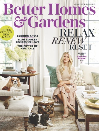 Media Scan for Better Homes & Gardens
