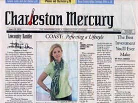 Media Scan for Charleston Mercury