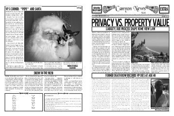 Media Scan for Beverly Hills Canyon News