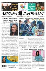 Media Scan for Arizona Informant