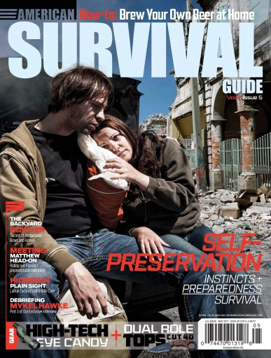 Media Scan for American Survival Guide