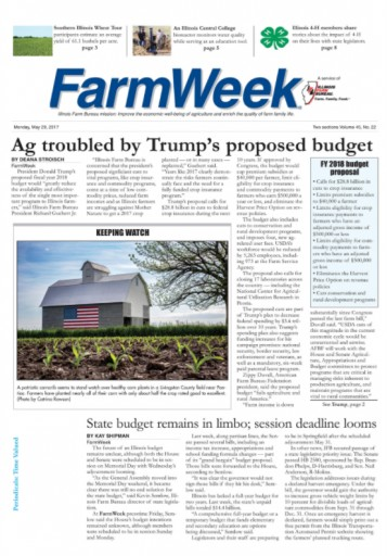 Media Scan for Illinois Farm Week