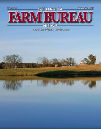 Media Scan for Georgia Farm Bureau News