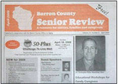 Media Scan for Barron County Senior Review