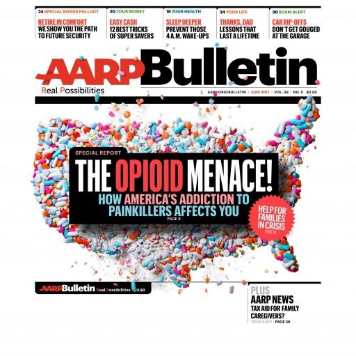 Media Scan for AARP Bulletin