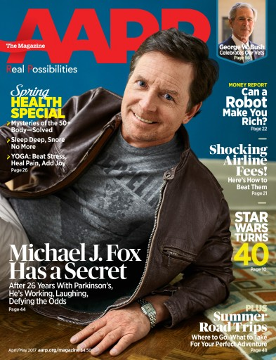 Media Scan for AARP The Magazine