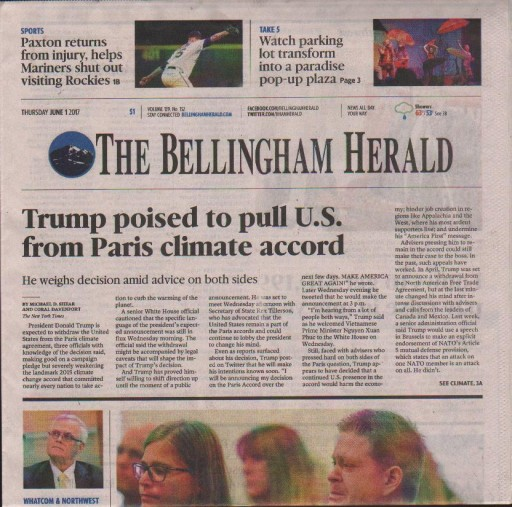 Media Scan for Bellingham Herald