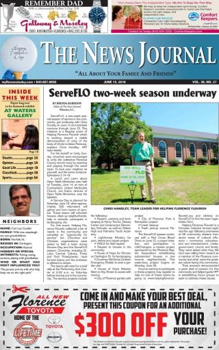 Media Scan for Corbin News Journal