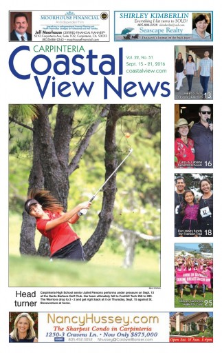 Media Scan for Carpinteria Coastal View News