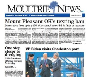 Media Scan for Moultrie News